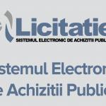 Achiziție catalog electronic SEAP
